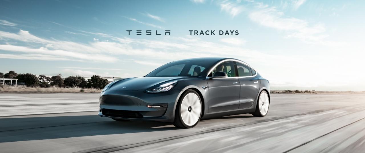 Tesla Track Days