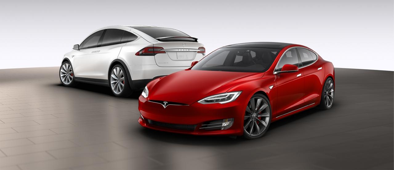 Tesla owings mills