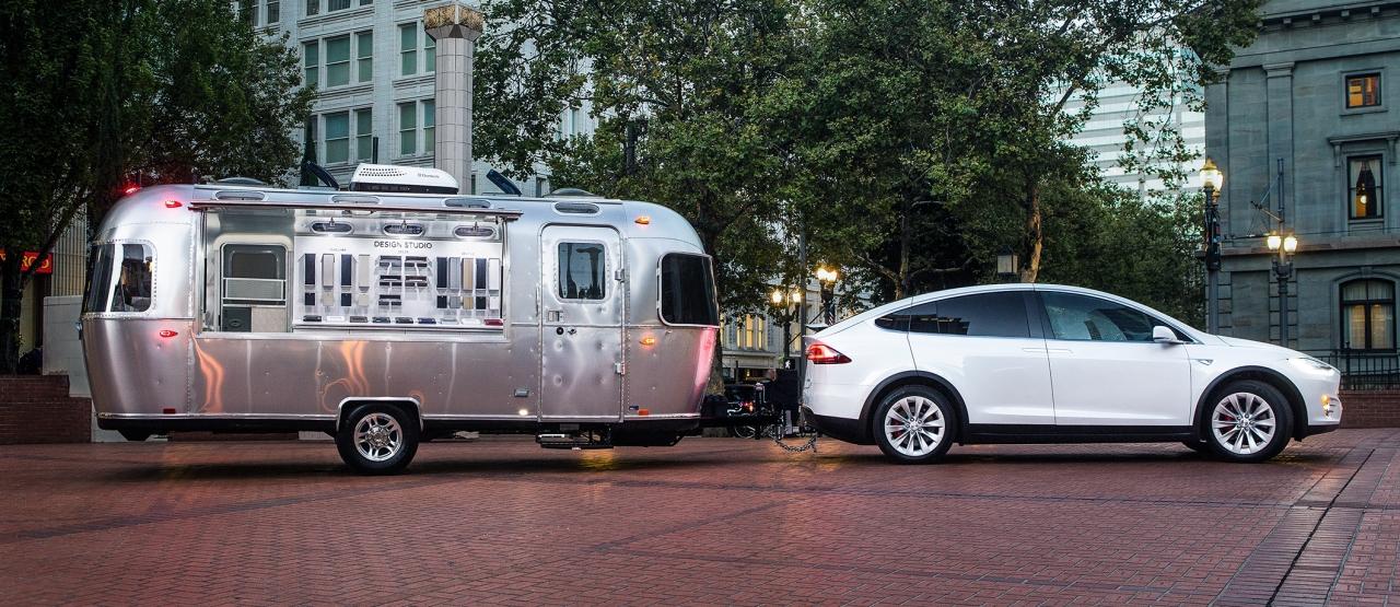 Tesla Explores, Explores, Airstream, Tesla Airstream