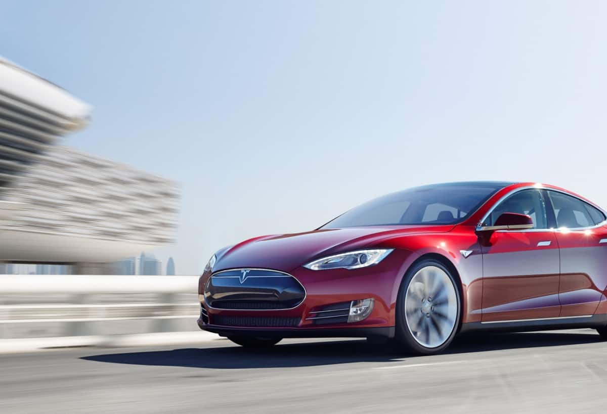 Driving Range For The Model S Family Tesla - 2013 tesla model s range