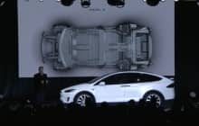 Tesla Launches Model X