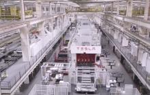 Tesla 車廠短片