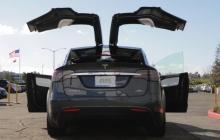 Le Model X en détails
