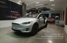 Model X - Experience it in Europe