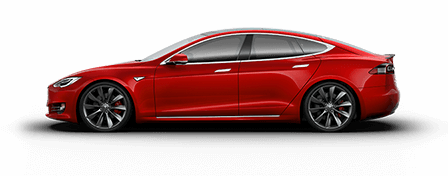 Model S Side Profile