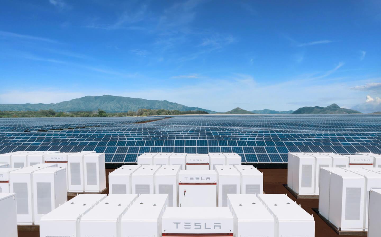 Tesla Energy Tesla