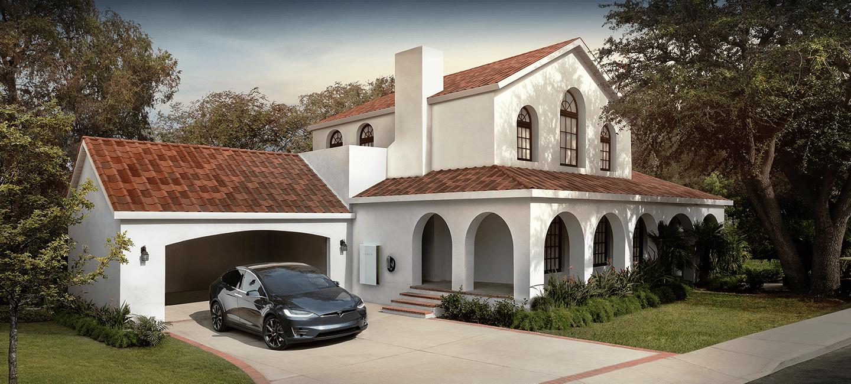 tesla solar roof tesla. Black Bedroom Furniture Sets. Home Design Ideas