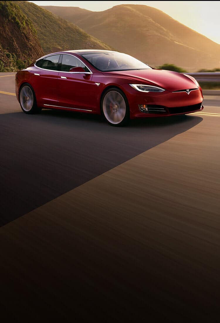 Tesla Premium Electric Sedans And SUVs - Cool car websites