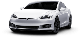 Model S vehicle