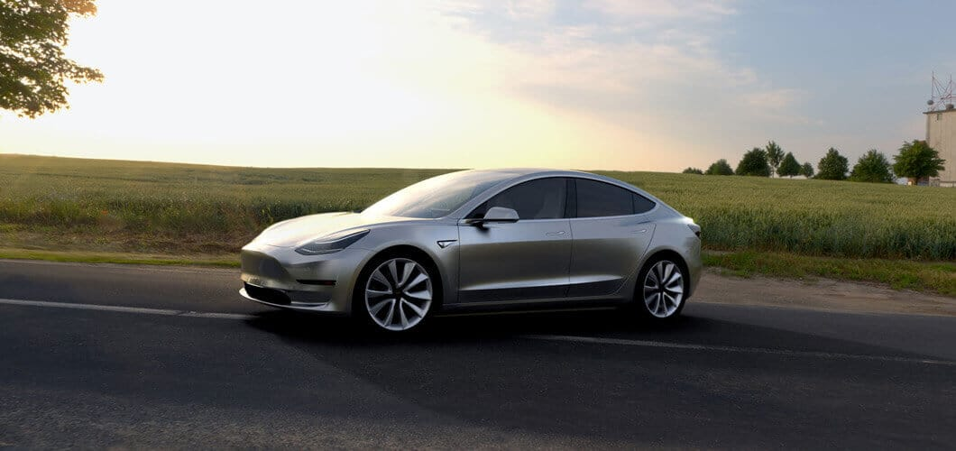 watch the model 3 unveil event march 31 2016