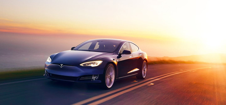 Model S Tesla