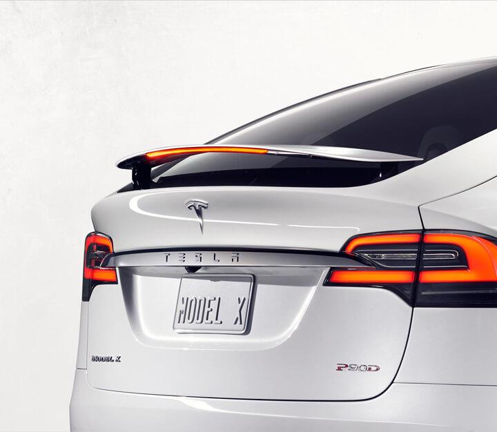 Model X Aerodynamic