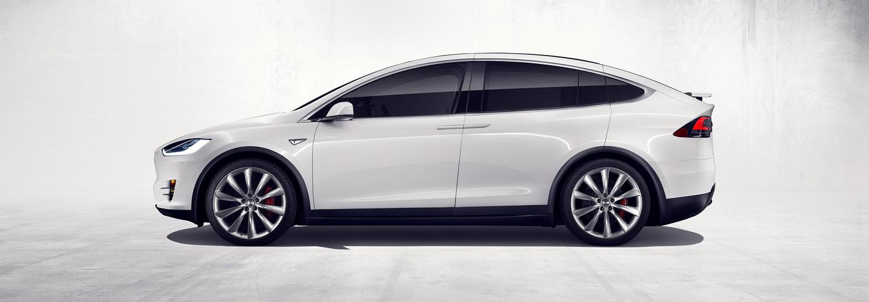 Model X Exterior Profile