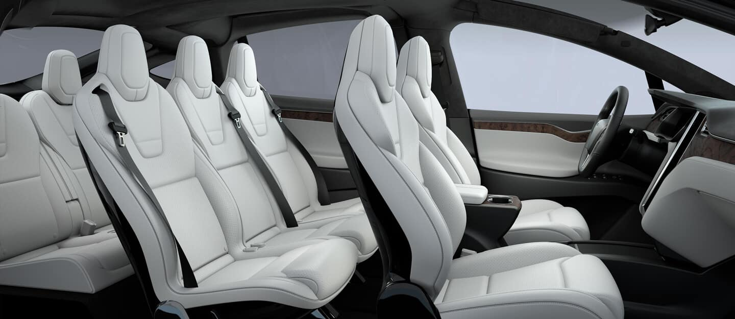 Seating For Seven Gear Model X