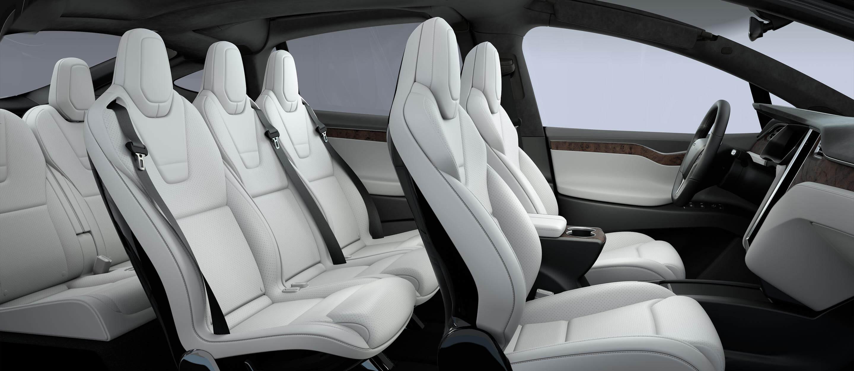 Tesla Model X - технические характеристики и особенности ...