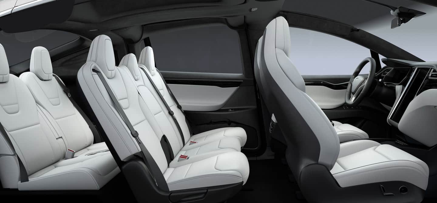 Suv Tesla Interior >> Model X Tesla