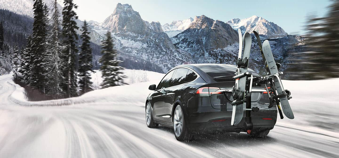 Ski Rack For Car >> Model X | Tesla Canada