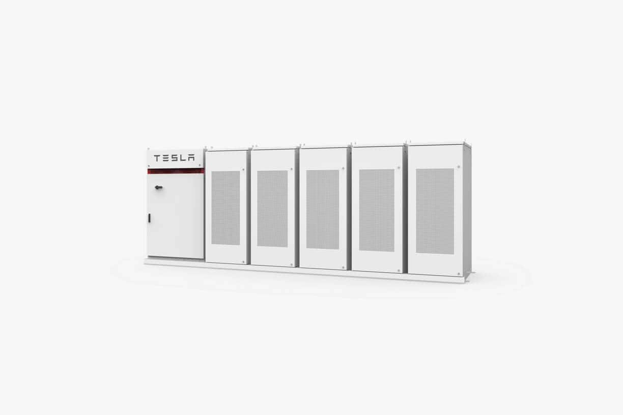 Powerpack - Commercial & Utility Energy Storage Solutions