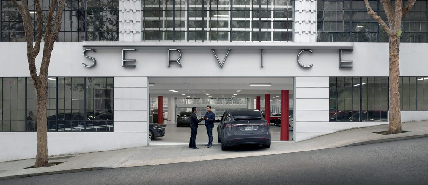 Car Workshop Near Me >> Service Tesla