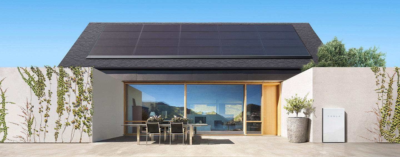 Solar Panels Tesla