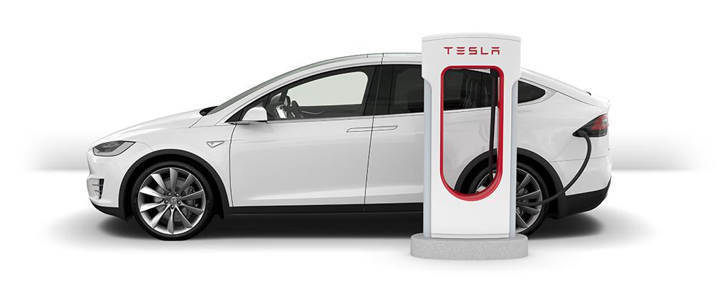 Supercharger Tesla Deutschland